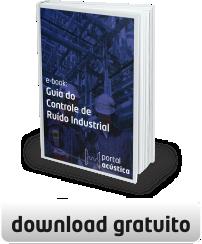 capa eBook: Guia do controle de Ruído Industrial
