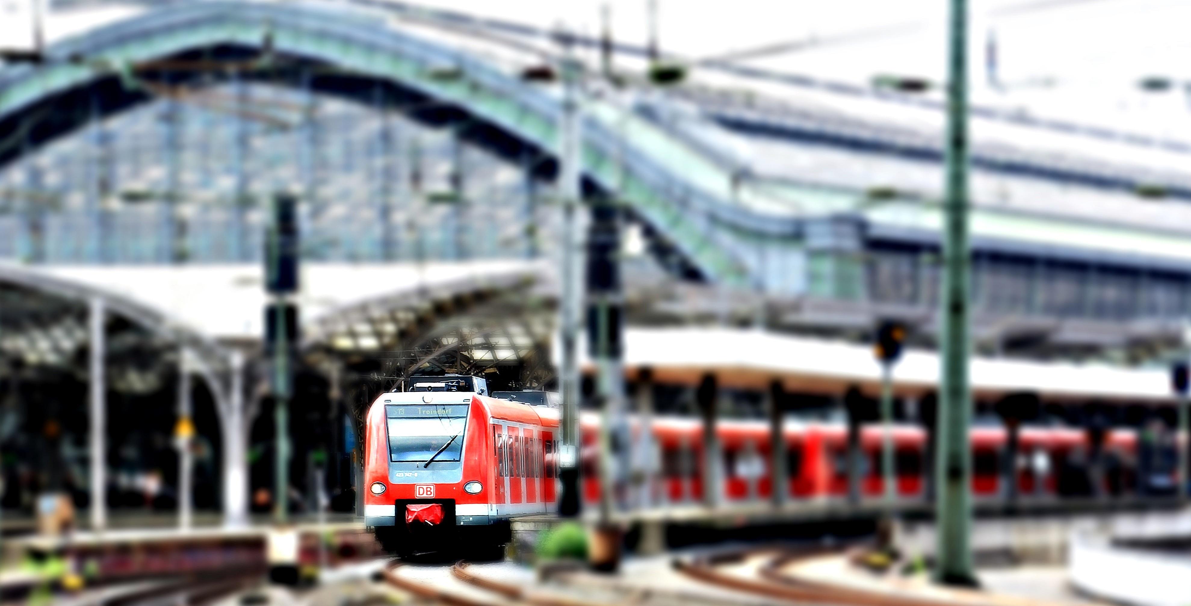 ruídos ferroviários