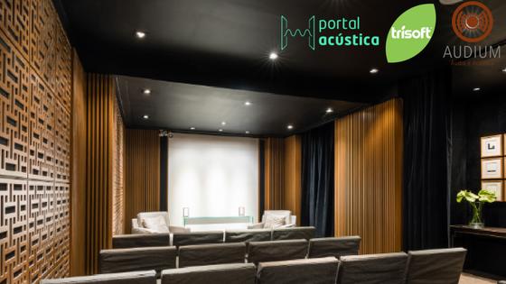 LB Home Auditório Artefacto - Bahia, Brasil.