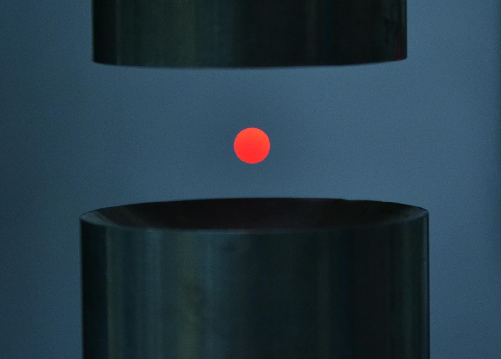 levitação acústica