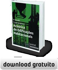capa eBook: Guia Prático: Acústica de Edificações Habitacionais