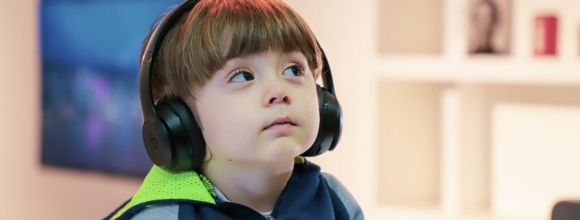 efeito poluição sonora na saúde das crianças