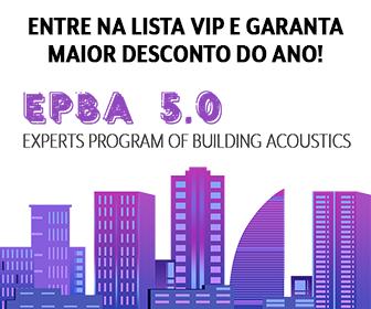 Pacote de acústica básica, aprenda conosco!